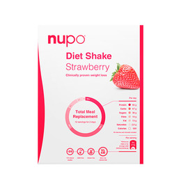 Nupo Diet - Jordbær 384 g
