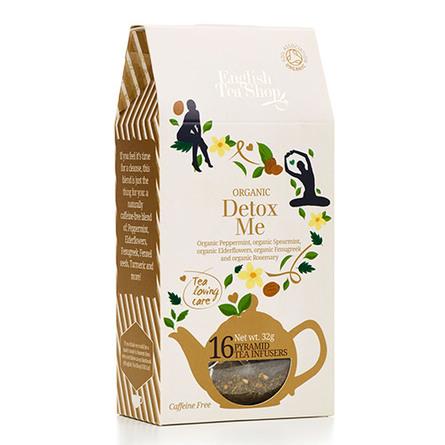 English Tea Shop Loving care tea Detox Me Ø