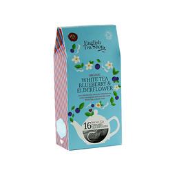 White Tea Ø Blueberry & Elderflower