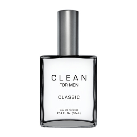 Clean Men Classic Eau de Toilette 60 ml