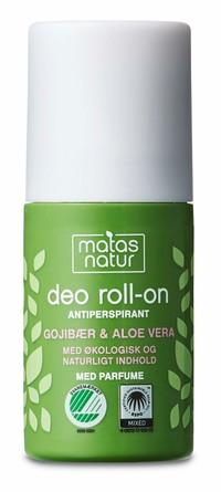 Matas Natur Gojibær & Aloe Vera Deo Roll-on 50 ml