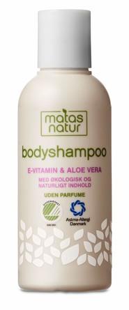 Matas Natur Aloe Vera & E-vitamin Bodyshampoo 80 ml