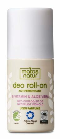 Matas Natur Aloe Vera & E-vitamin Deo Roll-on 50 ml