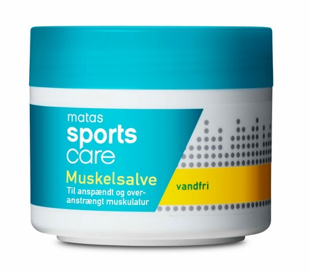 Matas Sports Care Muskelsalve 250 ml