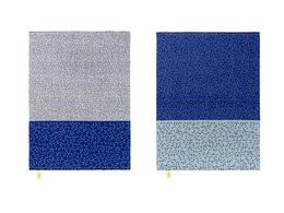 Nomess Splash Viskestykker 2-Pak Blue/Blue
