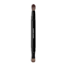 CHANEL RETRACTABLE DUAL-TIP EYESHADOW BRUSH PINCEAU DUO PAUPIÈRES RÉTRACTABLE