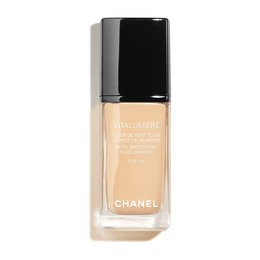CHANEL SATIN FLUID MAKEUP SPF 15 10 LIMPIDE