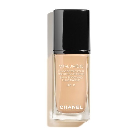 CHANEL SATIN FLUID MAKEUP SPF 15 40 BEIGE
