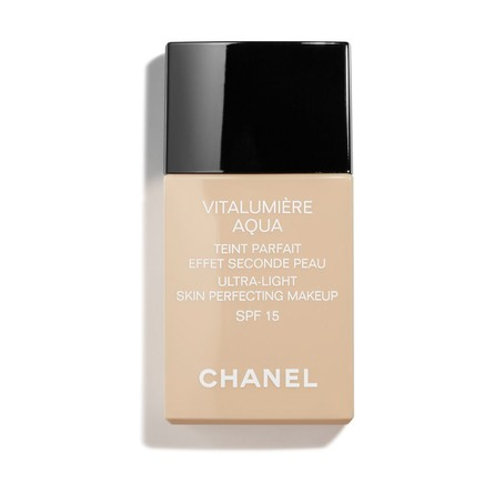 CHANEL ULTRA-LIGHT SKIN PERFECTING MAKEUP SPF 15 10 BEIGE