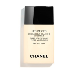 CHANEL SHEER HEALTHY GLOW TINTED MOISTURIZER SPF 30 / PA++ LIGHT