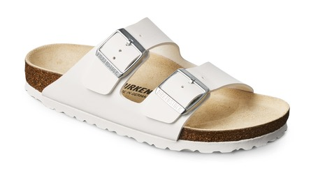 Birkenstock Arizona White Str. 41