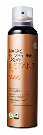 Matas Striber Selvbruner Spray Light