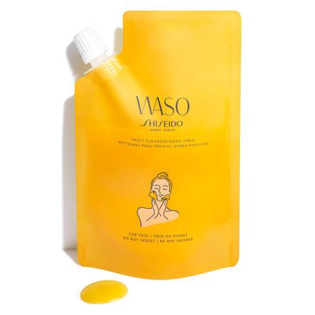 Shiseido Waso Reset Cleanser Squad 3 x 70 ml