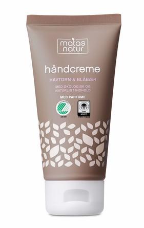 Matas Natur Havtorn & Blåbær Håndcreme 80 ml