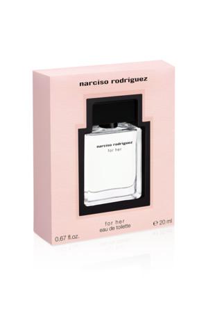 Narciso Rodriguez For Her Eau de Toilette 20 ml
