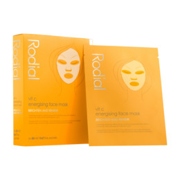 Rodial Vitamin C Energising Face Mask 4 stk.