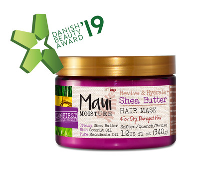 MAUI Shea Butter Hair Mask 340 g