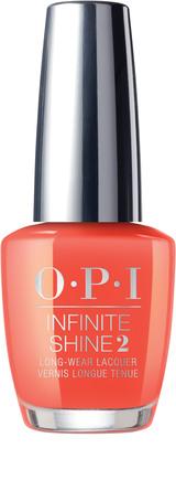 OPI Infinite Shine - Tempura-Ture Is Rising 15 ml