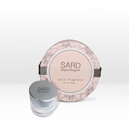 SARDkopenhagen SARD Solid Fragrance 100% naturlig duftbalm