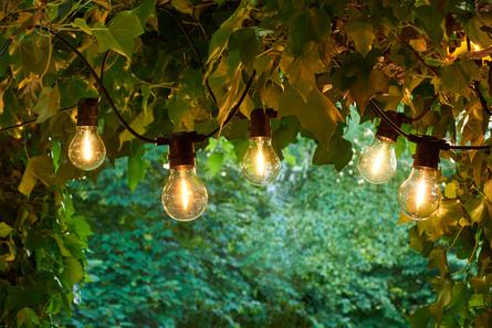 Sirius Tobias Suppleringskæde 10 Lys Klare LED-pærer