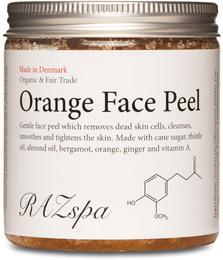 RAZspa Orange Face Peel 200 g