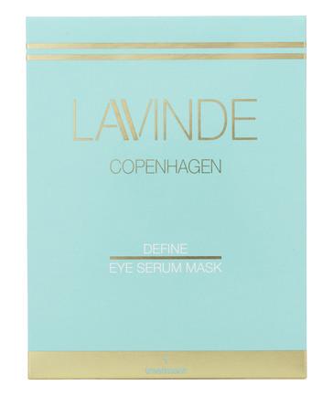 Lavinde Copenhagen Define Eye Serum Mask