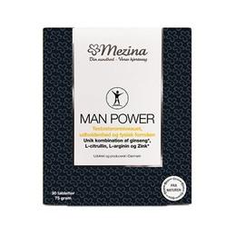 Mezina ManPower 90 tabl