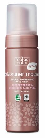 Matas Natur Selvbruner Mousse 150 ml