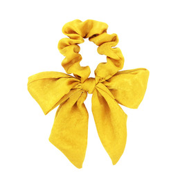 Everneed Trille Bow Scrunchie Sunkissed