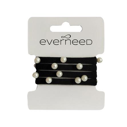 Everneed Sindy Pearl 4-pak Soft Black