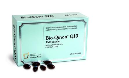 Pharma Nord Bio-Qinon Q10 30 mg 150 kaps.