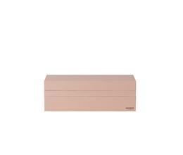 Nomess Opbevaringskasse Rektangulær Nude