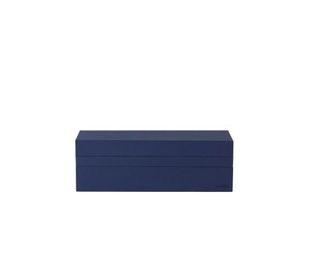Nomess Opbevaringskasse Rektangulær Mørkeblå