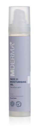 MDerma Face21 Moisturzing Gel 50 ml