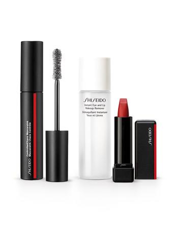 Shiseido ControlledChaos Mascaraink Sæt