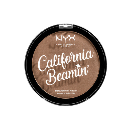 NYX PROFESSIONAL MAKEUP California Beamin' Face & Body Bronzer The Golden One