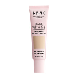 NYX PROFESSIONAL MAKEUP Bare With Me Tinted Skin Veil Vanilla Nude