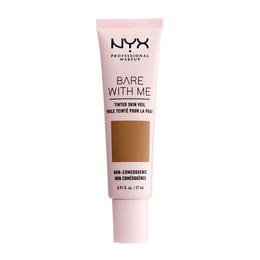 NYX PROFESSIONAL MAKEUP Bare With Me Tinted Skin Veil Chinamon Mahogany