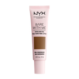 NYX PROFESSIONAL MAKEUP Bare With Me Tinted Skin Veil Deep Sable