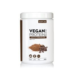 BodyLab Vegansk Proteinpulver Blend Smooth Chocolate 500 g