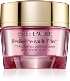 Estée Lauder Resilience Multi-Effect Tri-Peptide Face and Neck Creme Dry SPF 15 50 ml