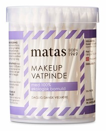 Matas Striber Makeup Vatpinde 90 stk.