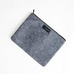 Manostiles Computer Sleeve Grå filt