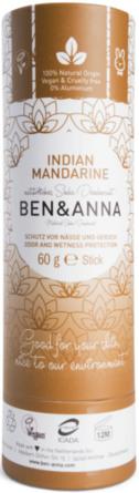 Ben & Anna Natural Deo Indian Mandarine