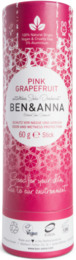 Ben & Anna Natural Deo Pink Grapefruit