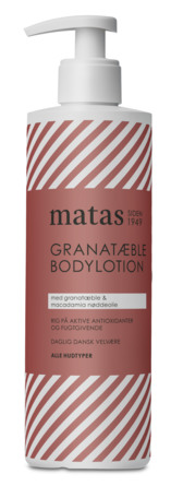 Matas Striber Granatæble Bodylotion 400 ml