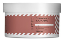 Matas Striber Bodycreme Granatæble 250 ml