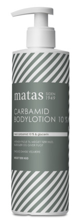 Matas Striber Carbamid Bodylotion 10% 400 ml