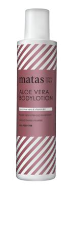 Matas Striber Aloe Vera Bodylotion 250 ml