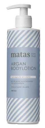 Matas Striber Argan Bodylotion 400 ml